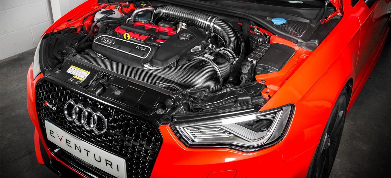 Audi 8V RS3   Eventuri